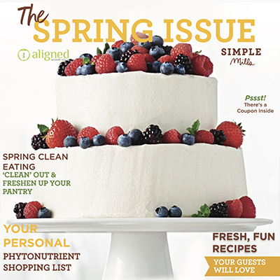 The Spring Issue 2018 Simple Mills E-Magazine