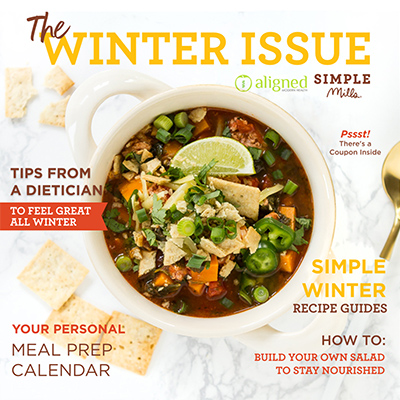 The Winter Issue 2017 Simple Mlls E-Magazine