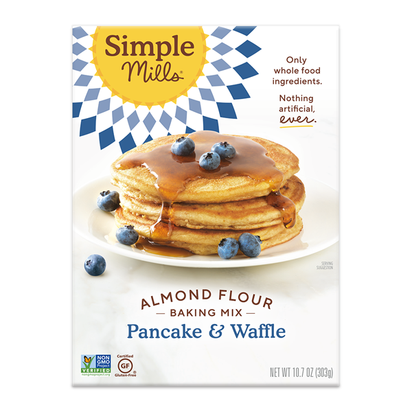 Our Best Almond Flour Baking Mix Pancake & Waffle