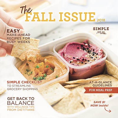 The Fall Issue 2018 Simple Mills E-Magazine
