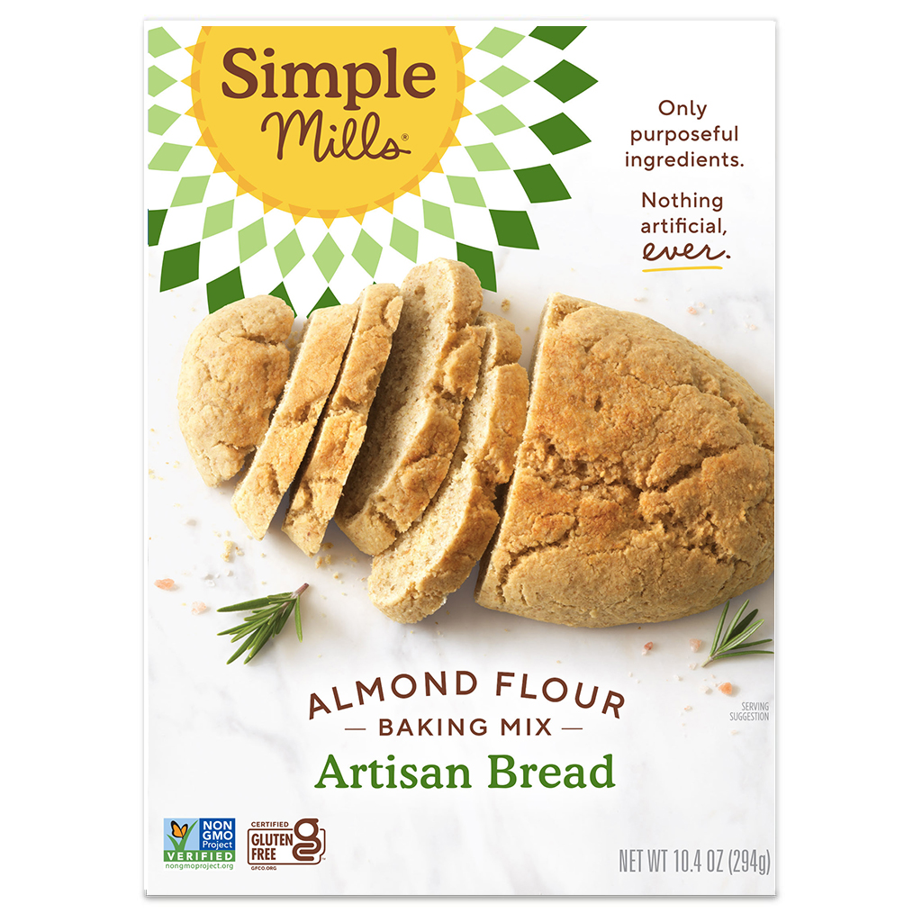 Almond Flour Baking Mix Artisan Bread
