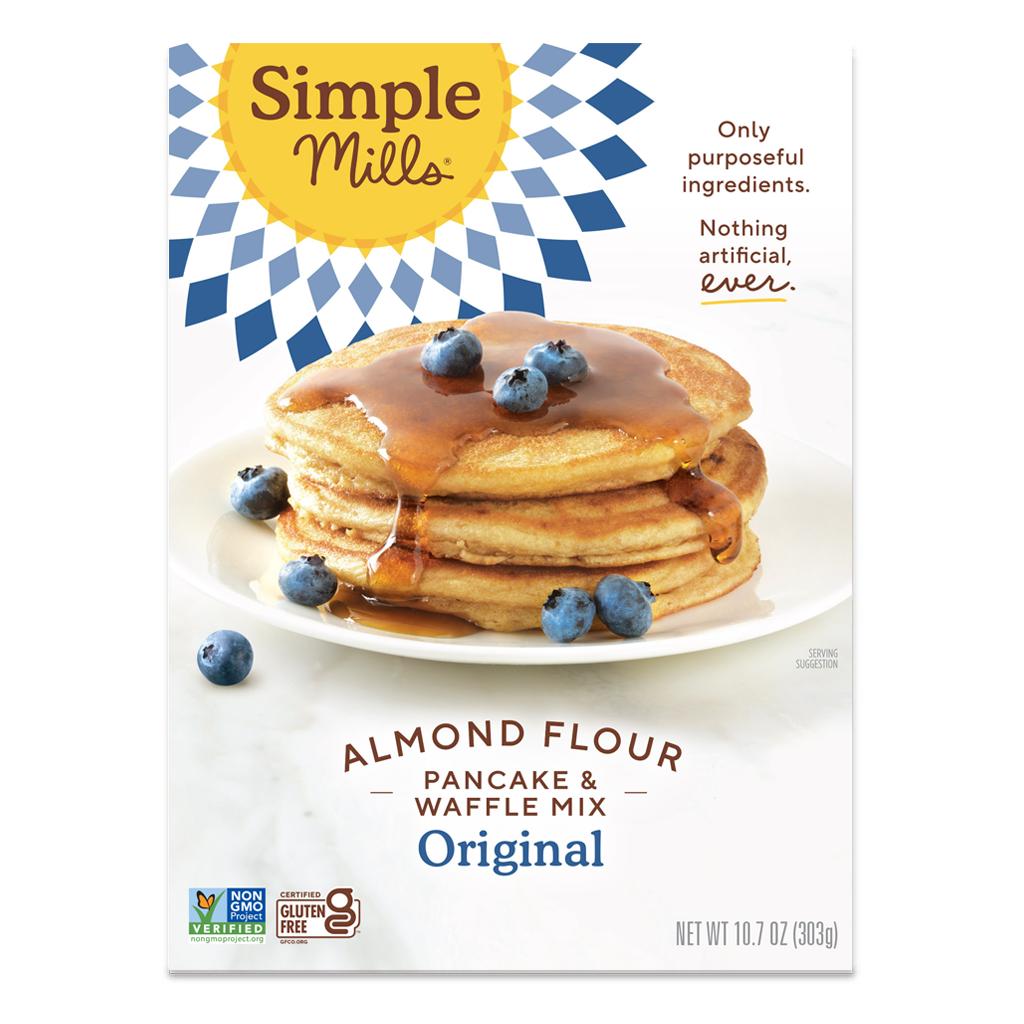 Simplemills Pancake Waffle Mix